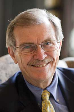 Dr. Darrell Guder headshot