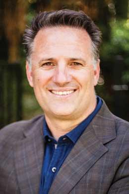 Dr. Tod Bolsinger headshot